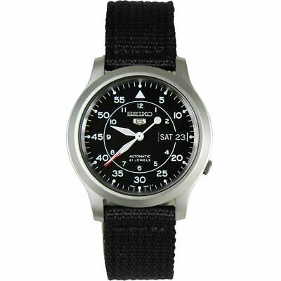 $ CDN117.46 • Buy SEIKO 5 SNK809K2 SNK809 AUTOMATIC MILITARY WATCHTRUSTED SELLER 100% Authentic