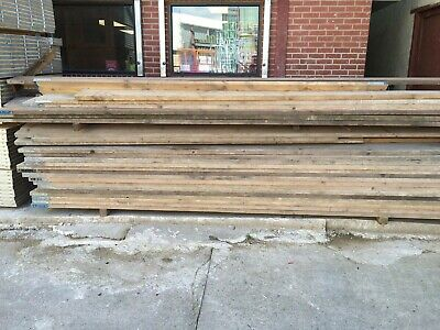 £22 • Buy Used Scaffold Boards 11ft
