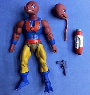 $40 • Buy Masters Of The Universe Classics TUNG LASHOR Club Grayskull Super7 100% COMPLETE