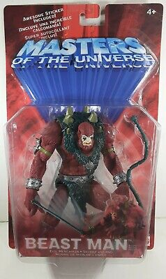 $31.49 • Buy Mattel 200X The Masters Of The Universe MOTU Beast-Man Action Figure Variant