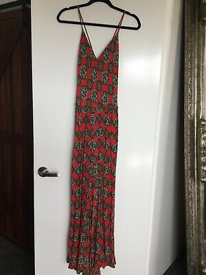 AU100 • Buy Tigerlilly Tahi Jumpsuit Size 14 New With Tags Paid $199.95