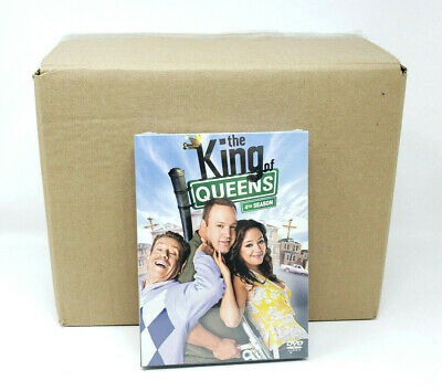 $ CDN89.99 • Buy The Kings Of Queens 4th Season DVD Boxsets NEW Sealed Wholesale Lot Of 23