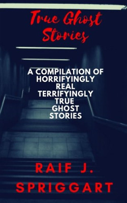 Books My Creepy-True Ghost Stories (US IMPORT) BOOK NEW • 7.22£