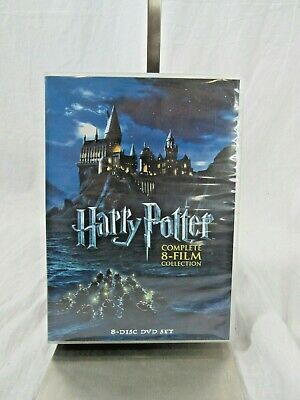 $ CDN47.50 • Buy Brand New Harry Potter Complete 8-Film Collection DVD, 2011, 8-Disc Set
