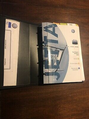 $15 • Buy 2005 Volkswagen Jetta Owners Manual