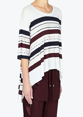 AU54.99 • Buy Sass & Bide Size M (fits 12 14) Sunday Morning Tee Sequins/embroidery
