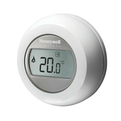 Honeywell Y87RF2024 Single Zone Mobile Compatible Thermostat, 230 V, White/Grey • 105.78£