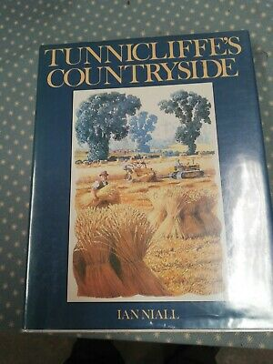Tunnicliffe's Countryside By Ian Niall (Hardback, 1983) First Edition (Z) • 15£