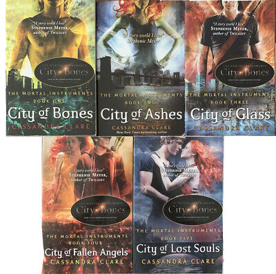The Mortal Instruments Shadowhunters: Book Set 1-5 • 5.50£