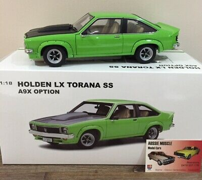 AU699.95 • Buy 1:18 Biante Holden LX SS A9X Torana Hatchback In Panama Green