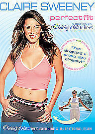Claire Sweeney - Perfect Fit With Weight Watchers (DVD, Very Good Condition ! • 1.80£