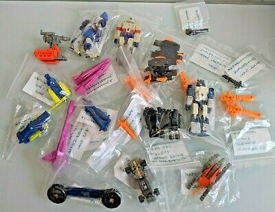 Transformers G1 Actionmasters Parts. Takara/Hasbro 1980's. Select What You Need  • 6.50£