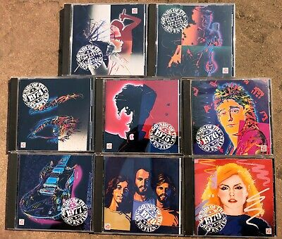 £56.75 • Buy TIME LIFE - Sounds Of The Seventies - 1974 Thru 1979, Late 70's, Punk (8 CD Lot)
