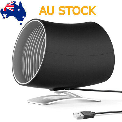 AU22.45 • Buy USB Cooling Rotatable Desk Fan MINI Ultra Quiet Portable Touch Control Summer