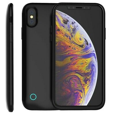 AU24 • Buy WK DESIGN Slim Battery Phone Charging Case Power Bank For IPHONE X, XS, XR Black