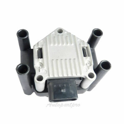 $33.93 • Buy B264 For 99-01 VW Golf Beetle Jetta Pointer 2.0L Ignition Coil 032905106 UF277 *