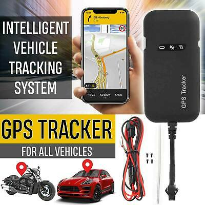 GPS Vehicle Tracking Device - Van Motorbike Coach Car Tracker - Pay As You Go • 12.19£