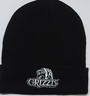 $ CDN22.70 • Buy  Grizzly Beanie Hat Chewing Tobacco Cap Camo Snuff Wintergreen Dip Redneck Chew