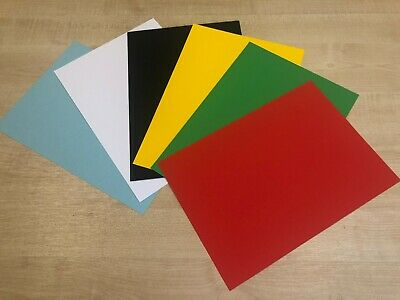 CHRISTMAS A4 Coloured Card - Card Making, Festive Arts & Crafts Kids Decorations • 1.99£