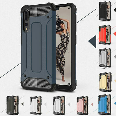 £2.99 • Buy Heavy Duty Hybrid Luxury Shock Proof Armor Case Cover For Huawei P20  P20PRO P30