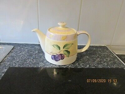 Marks And Spencer Wild Fruits Teapot • 5£