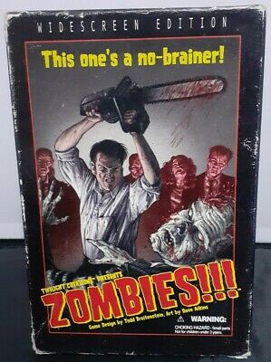 Twilight Creations Zombies Board Game • 14£