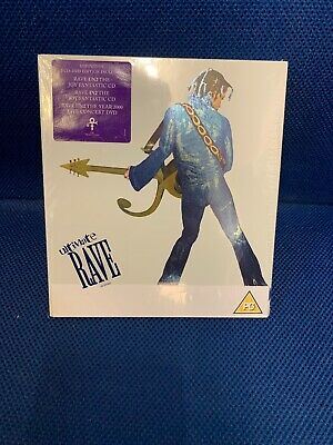 Prince : Ultimate Rave CD Box Set With DVD 3 Discs (CD + DVD) • 17.99£
