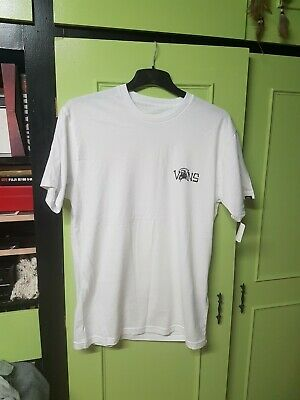 Vans Off The Wall (medium) Brand New Urban Outfitters T Shirt • 15£