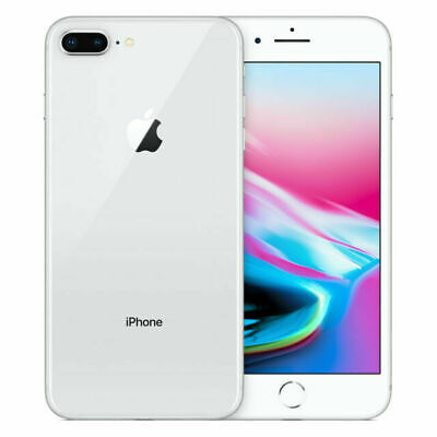 AU749 • Buy Apple IPhone 8 Plus | 256GB | Silver | Certified Apple Refurbished APPLE WTY