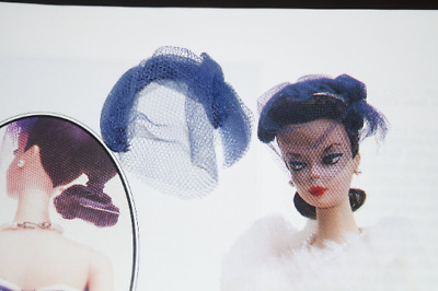 $ CDN227.07 • Buy ORIGINAL Vintage Barbie Gay Parisienne Hat - Band Is Excellent & No Holes
