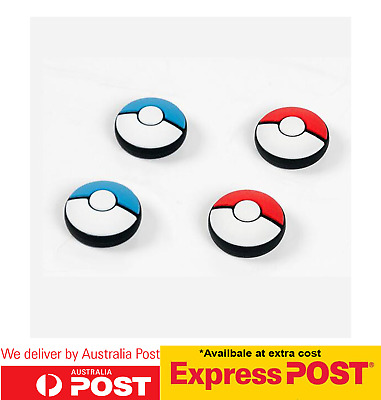 AU11 • Buy Nintendo Switch Thumb Grips - Pokemon Pokeballs