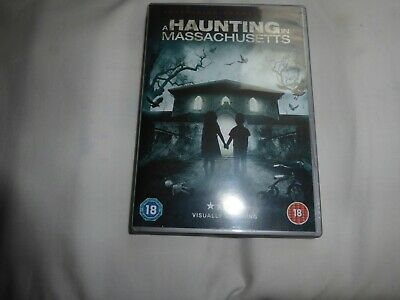 A Haunting In Massachusetts Dvd Disc  • 3£