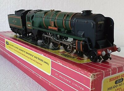 Hornby Dublo 2235 West Country  Barnstaple  Br Green 2 Rail  • 195£
