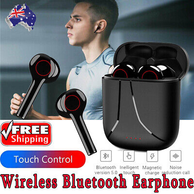 AU22.59 • Buy TWS Wireless Earphone Bluetooth 5.0 Earbuds Headphones In-Ear For Android IPhone