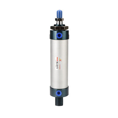 Pneumatic Gas Cylinder Double Acting Single Rod MAL25 Bore 25-300mm Stroke 1/8  • 13.99£