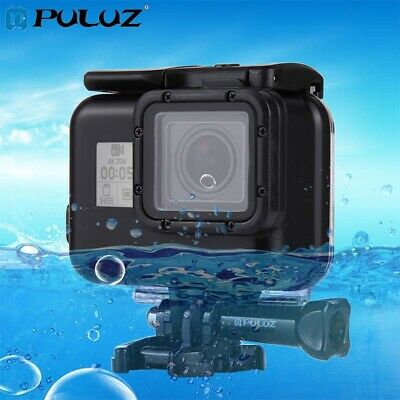 $ CDN13.19 • Buy PULUZ For GoPro HERO(2018) /HERO7 Black/ 6/ 5 30m Waterproof Diving Case Housing