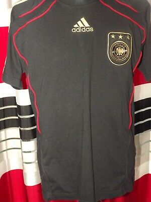2004-06 Germany Adidas Player Issue Formotion Training Shirt (L) Jersey Camiseta • 9.99£