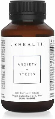 AU49.50 • Buy JS Health Anxiety + Stress 60s - Free Delivery!