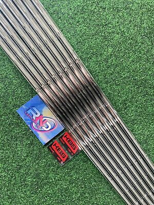 AU360 • Buy KBS TOUR 130 X Stiff Shafts Certified Dealer 3-P 8 Pieces .355 Taper Tip