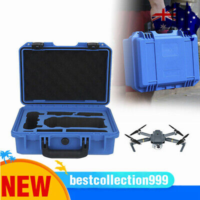 AU49.01 • Buy Waterproof Carry Case Storage Bag For DJI Mavic Pro Drone Hard Shell Case AU