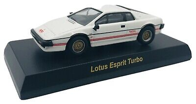 $ CDN46.24 • Buy Kyosho 1/64 LOTUS ESPRIT TURBO WHITE Diecast