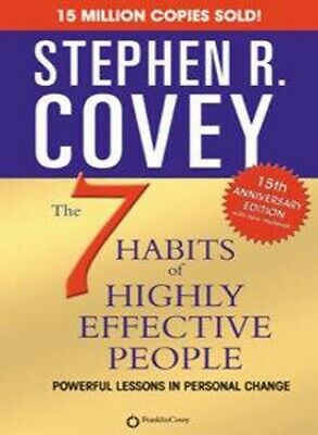 AU24.99 • Buy 7 Habits Of Highly Effective People, The