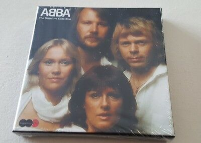 £25 • Buy ABBA The Definitive Collection 2 CD DVD Sealed