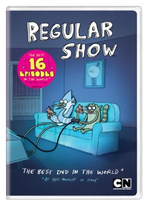 £9.15 • Buy Regular Show: The Best Dvd In The World At This Moment In Ti (US IMPORT) DVD NEW