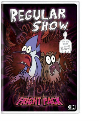 TV-Regular Show: Fright Pack (US IMPORT) DVD NEW • 8.52£