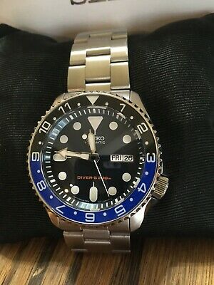 $ CDN600.03 • Buy Seiko SKX009J1 Automatic Mens Divers Watch, Sapphire Crystal, Fully Lumed