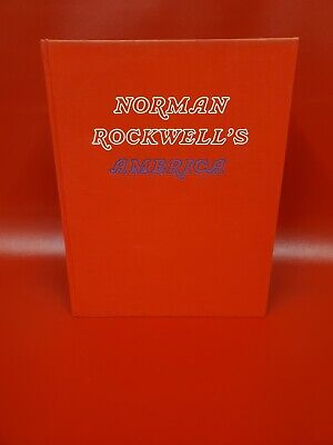 $ CDN13.32 • Buy Norman Rockwell America Book By Christopher Finch 1985 Hardcover