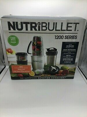 AU99 • Buy Nutribullet 1200 Series Blender - Accessories Only