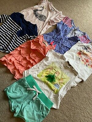 AU7.50 • Buy Girls Size 2/3 Bundle Including Zara Tops Jumpsuits Long Sleeve Top