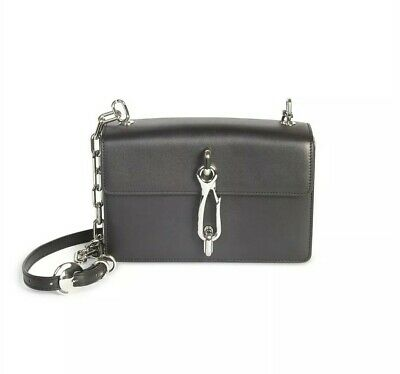 AU495 • Buy Alexander Wang Cross-body/ Shoulder Bag W Chain Strap With Leather Detailing NEW